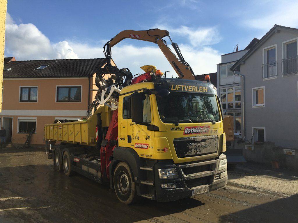 Rothlehner hilft in Simbach am Inn