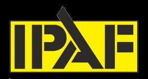 Logo IPAF Partnerlift Liftverleih