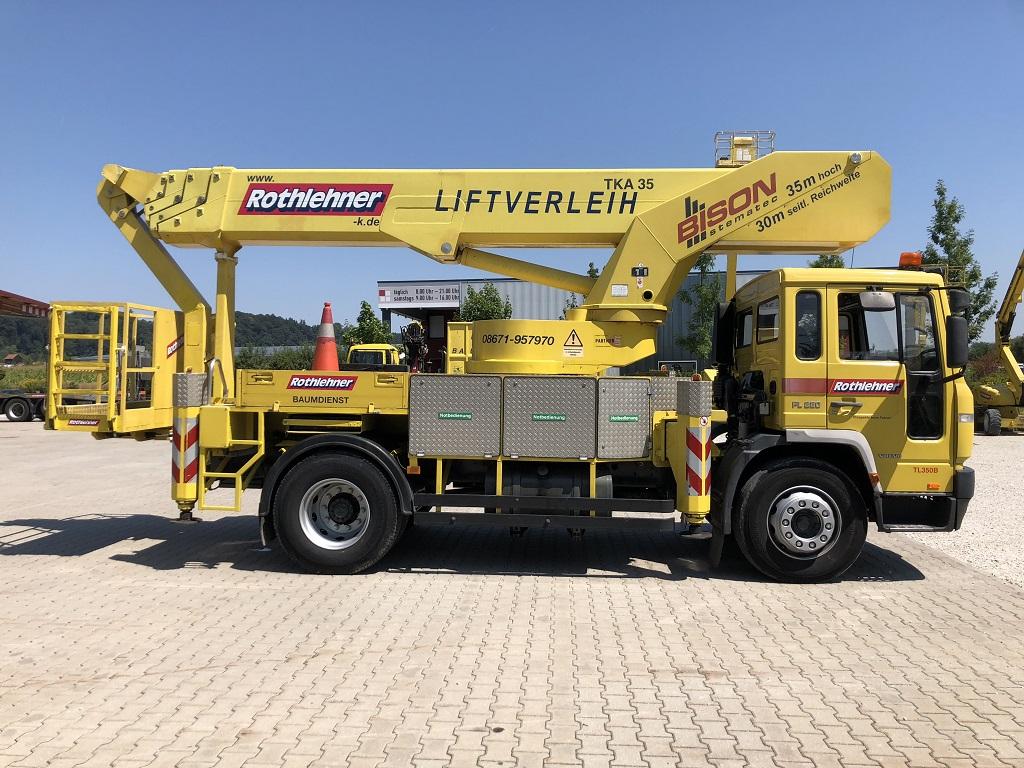 TL350 Verkauf